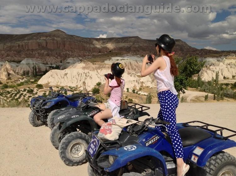 1- HOUR ATV-QUAD SAFARI