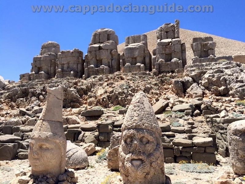 Tour to Nemrut and Gobeklitepe