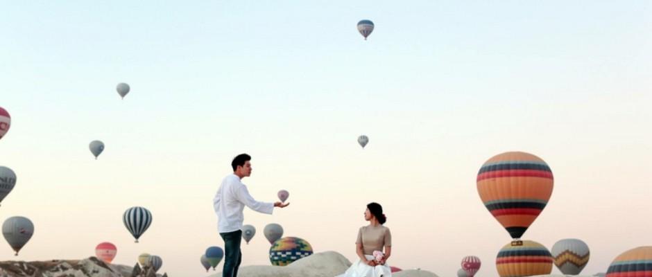 Cappadocia Honeymoon Packages
