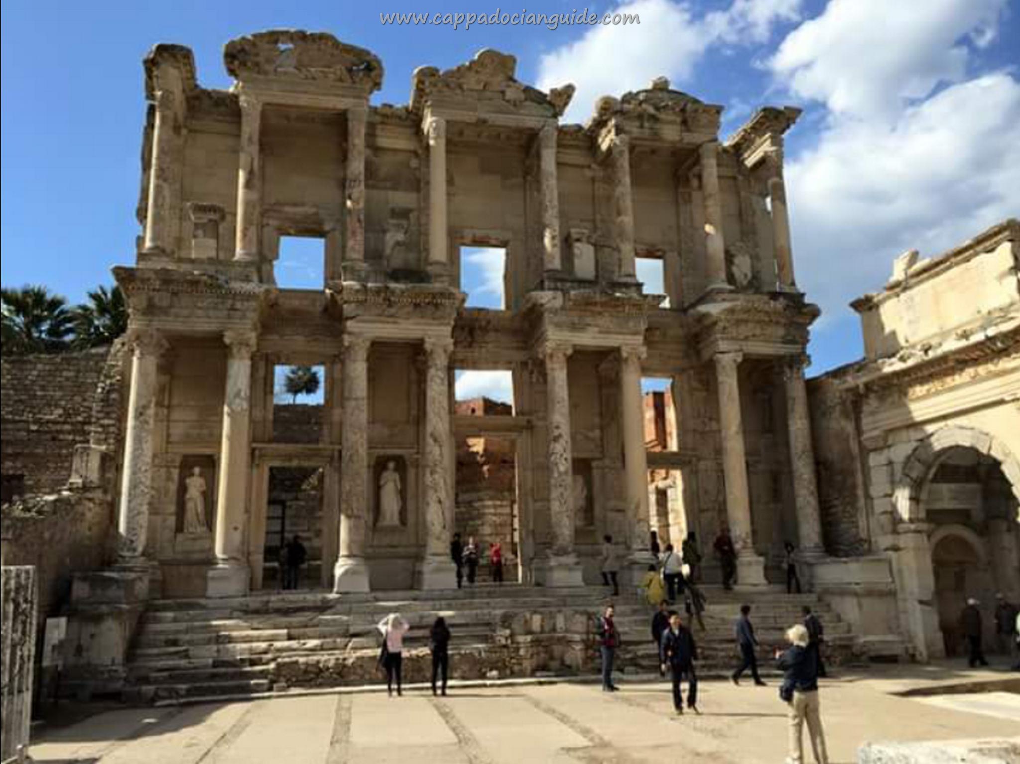 Tour To Pamukkale And Ephesus