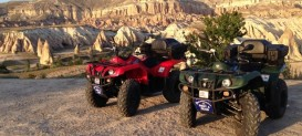 3- Hours ATV -QUAD Safari