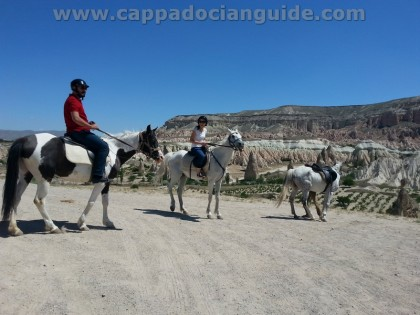 Activities in Cappadocia