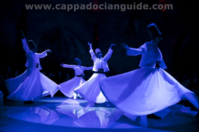 Whirling Dervishes Ceramony at Underground Cave