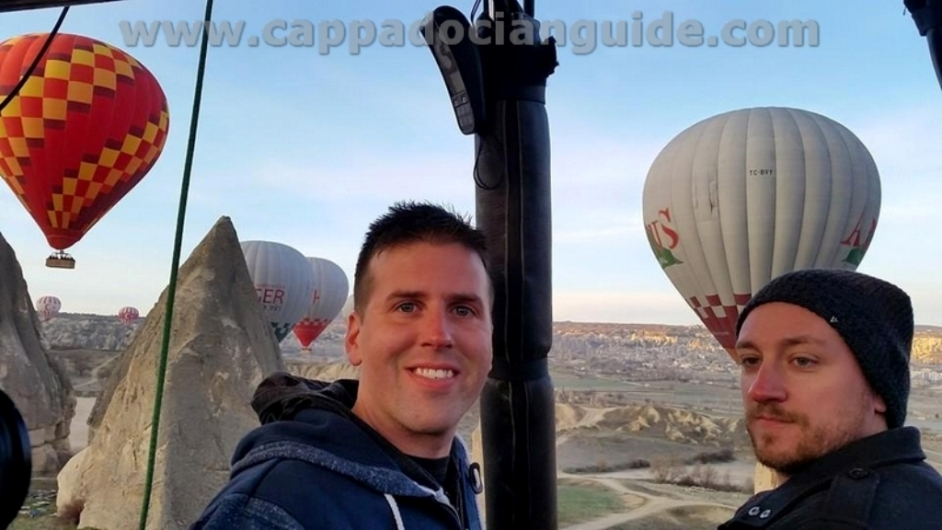 Stay  Fly and Explore Cappadocia