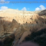 red valley and rose valley, southern cappadocia tour