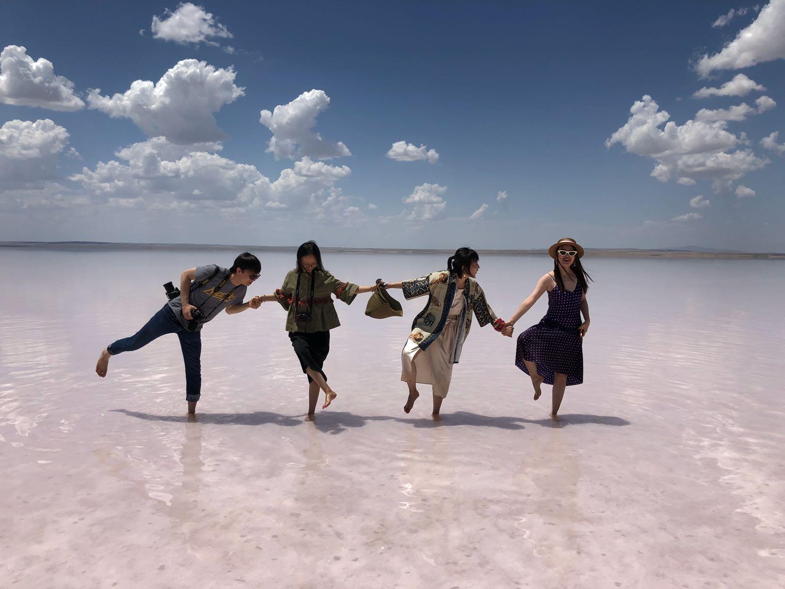 SALT LAKE TOUR TUZ GOLU